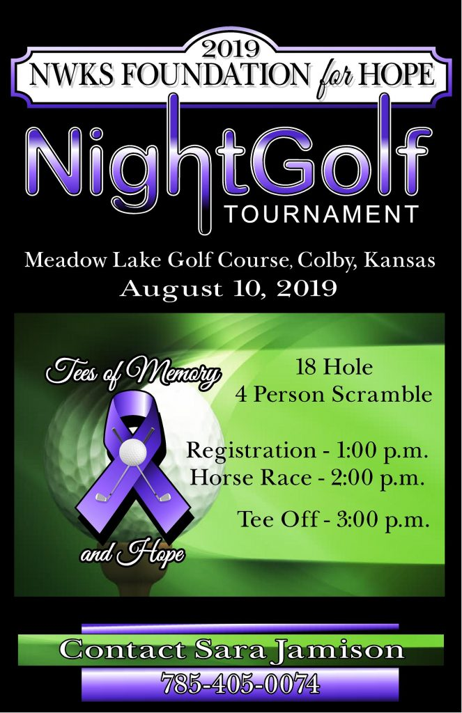 2019 Colby Night Golf Tournament