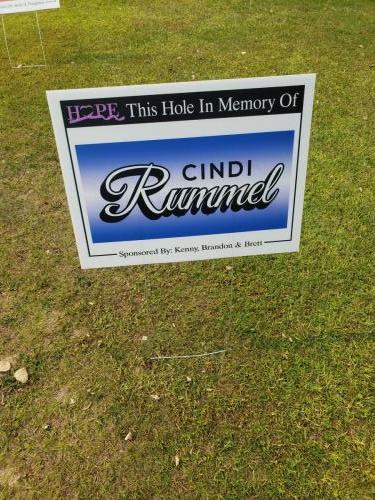 In Memory Of/In Honor Of